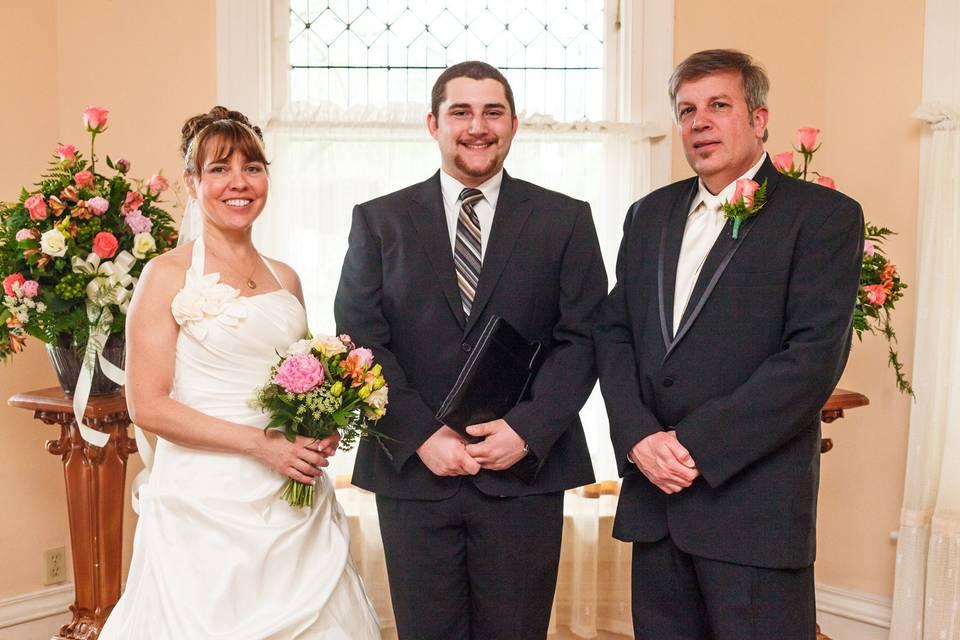 Adoration Marriage Ceremonies LLC