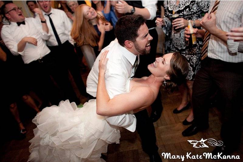 Couple dancing - Mary Kate Mckenna Photography