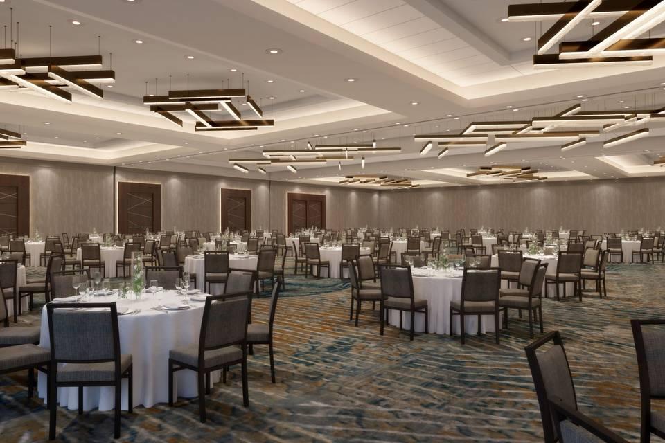 Grand Ballroom Rendering