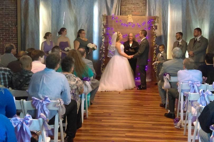 Rev. Deborah Vaughn & Rev. Roger Campbell