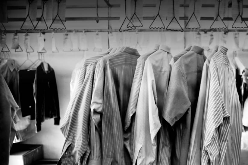 The Press Dry Cleaning & Laundry