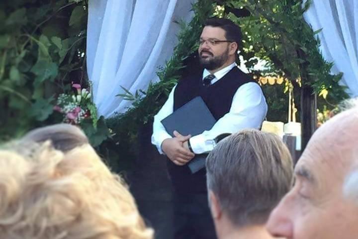 Personalized Wedding Ceremonies by David Lorenzo