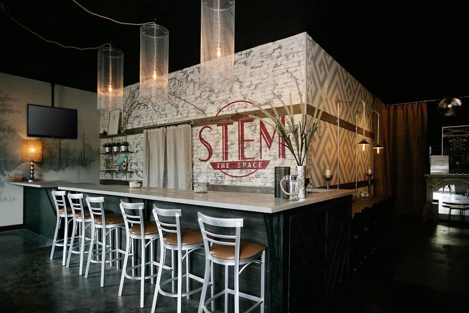 Stem Events main bar