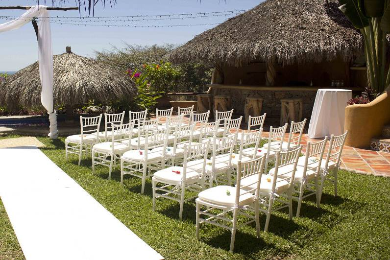 Alma USA - Special carpets and runners for weddings
