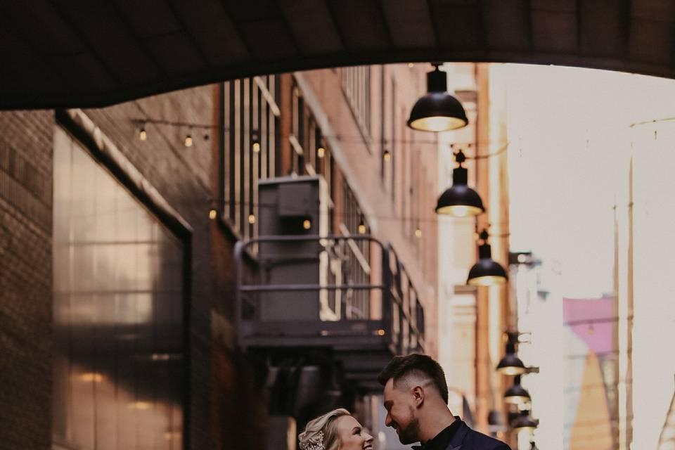 Detroit, MI Wedding