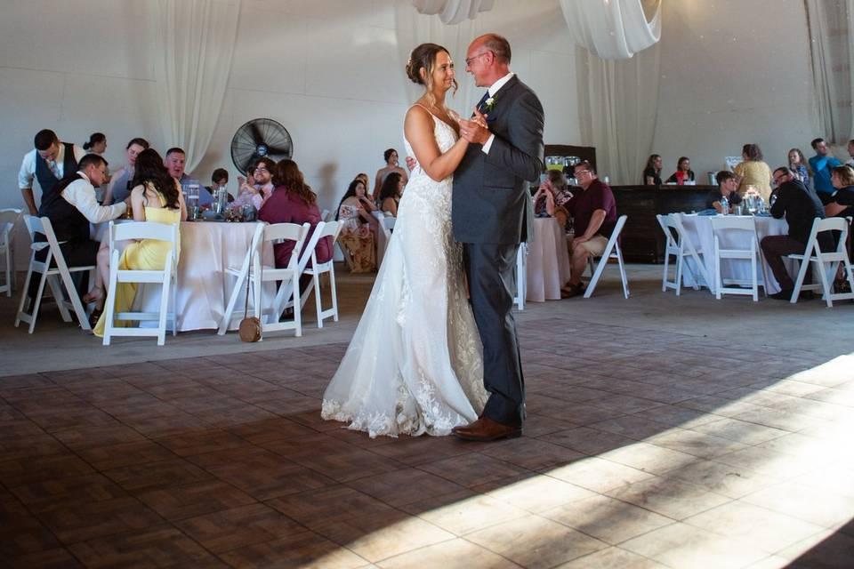 Father/Bride Dance