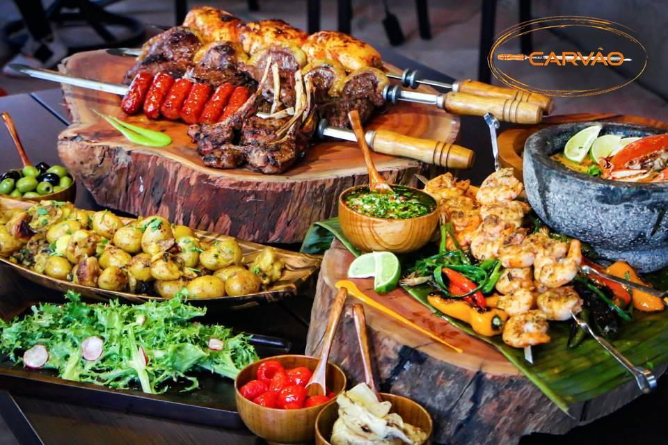 An absolute feast