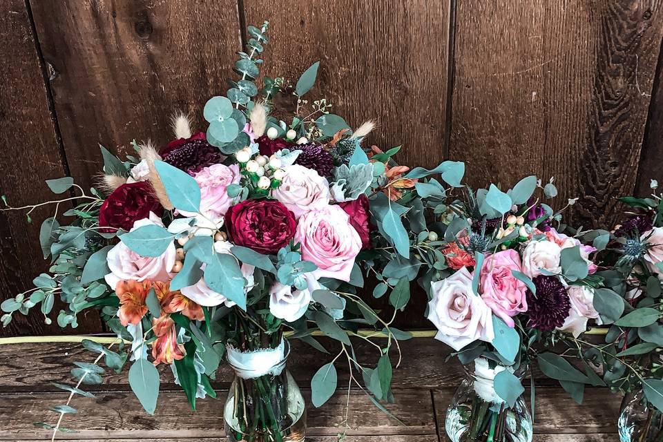 Boho Elegance Florals