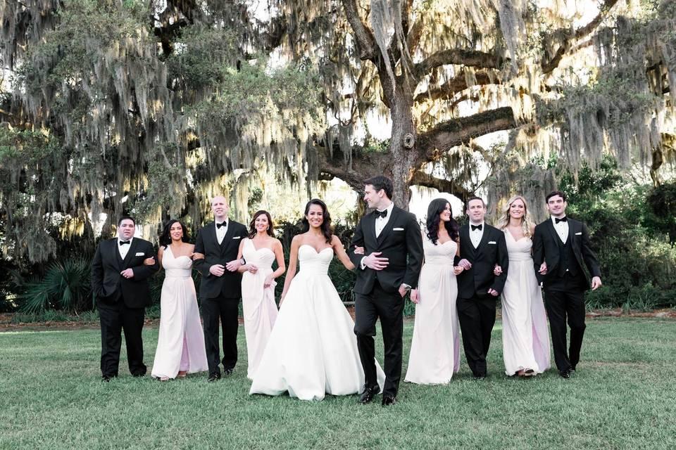 Wedding party - Digital Wunderland