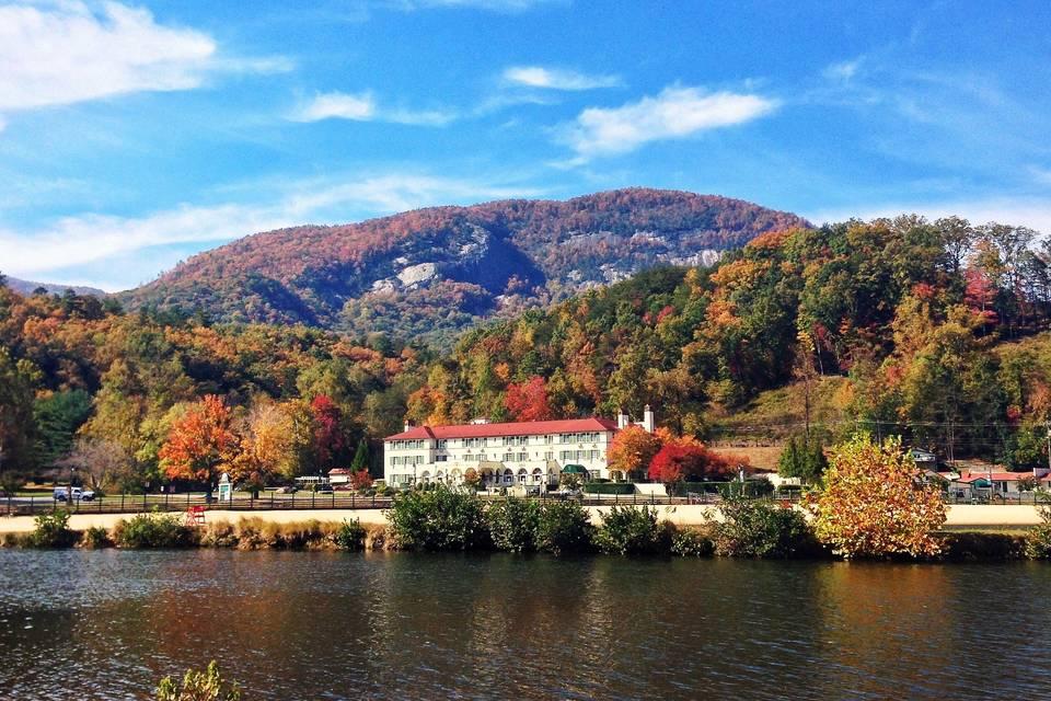 Autumn In Lake Lure