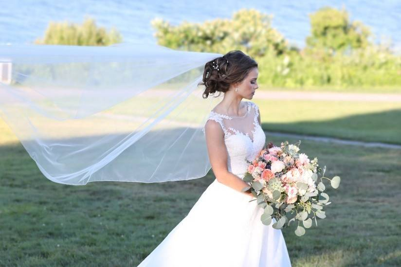 Abby & Ben's wedding