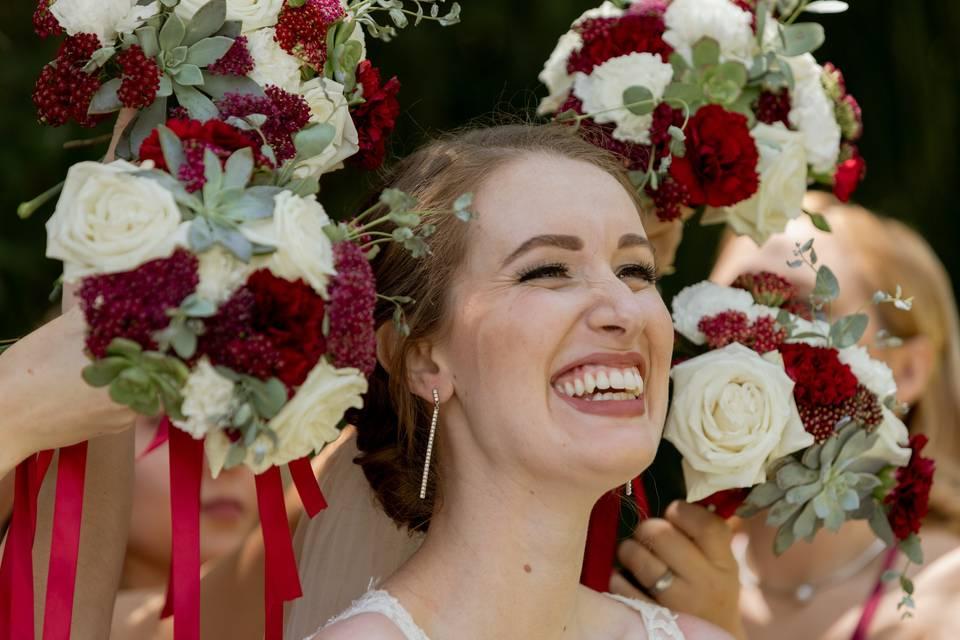 Bridal portrait - Mackenzie Rana Photography