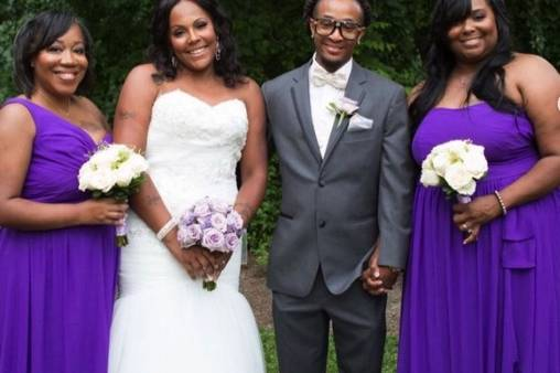 Md Bridal Party