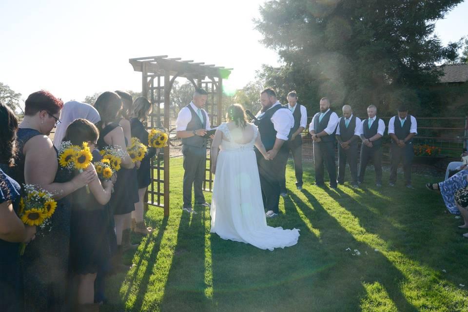 Gracefully Jules Wedding Planning
