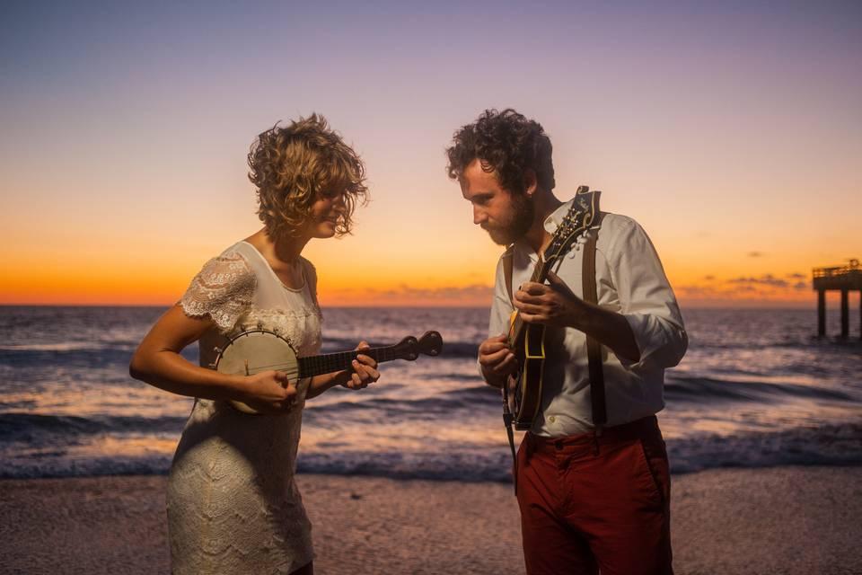 Micah & Lauren Gilliam music
