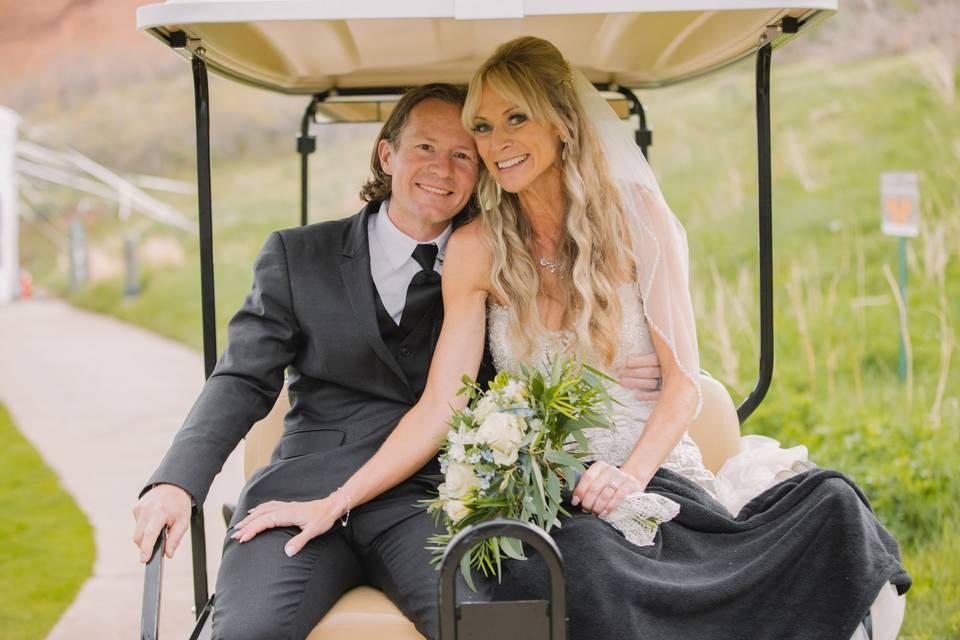 Golf Cart Photos