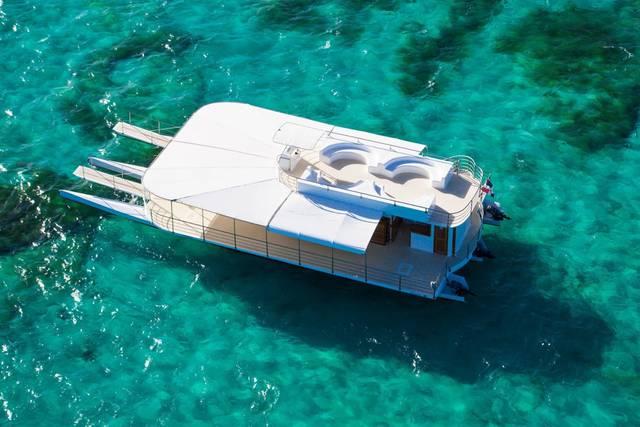 Wedding Boat Sanael Punta Cana