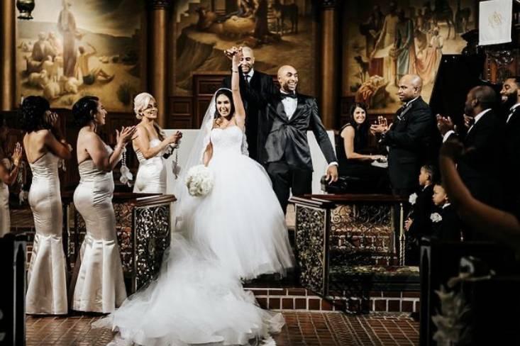Stephanie Ceremony Wedding