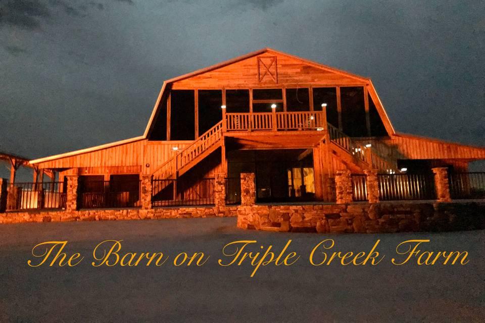 The Barn On Triple Creek Farm