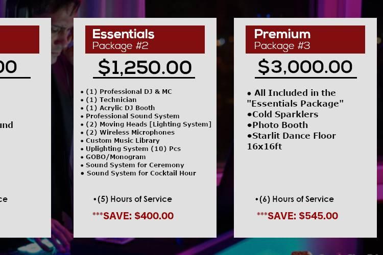 Prices 💵