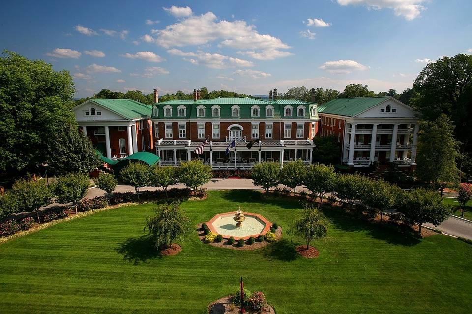Martha Washington Inn and Spa