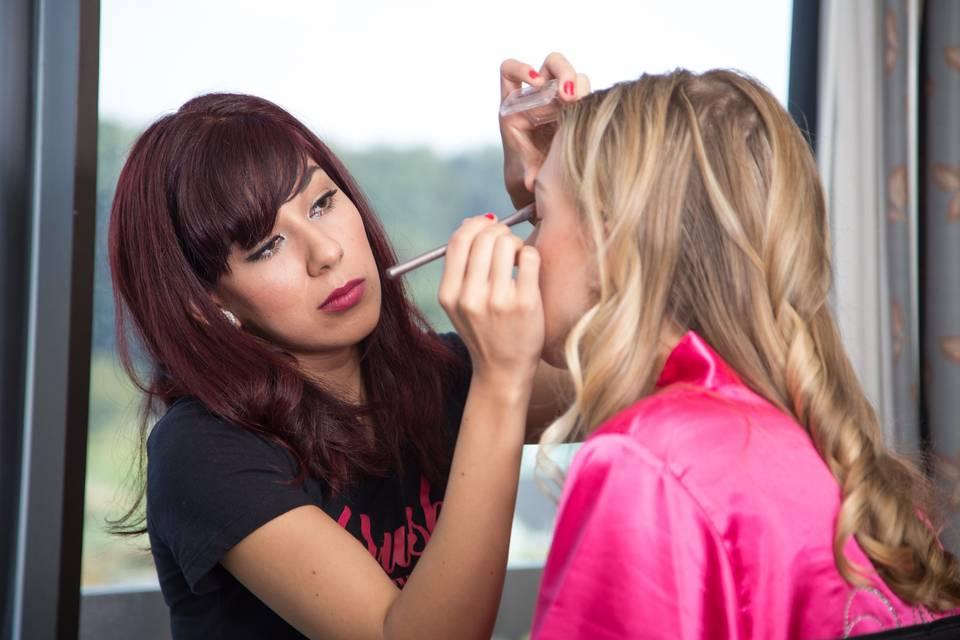 Designer Faces Makeup Artistry