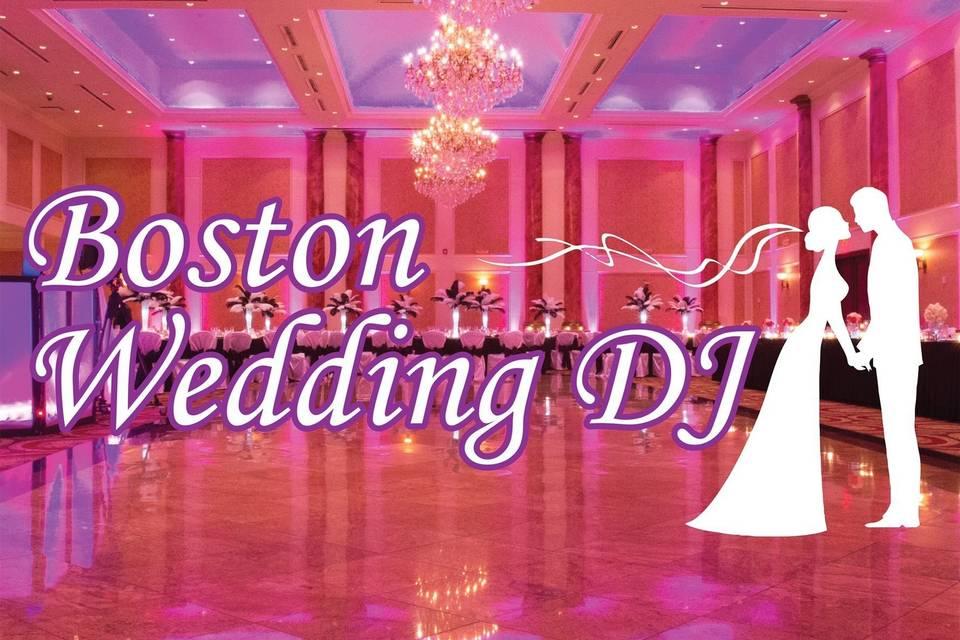 Boston Wedding DJ