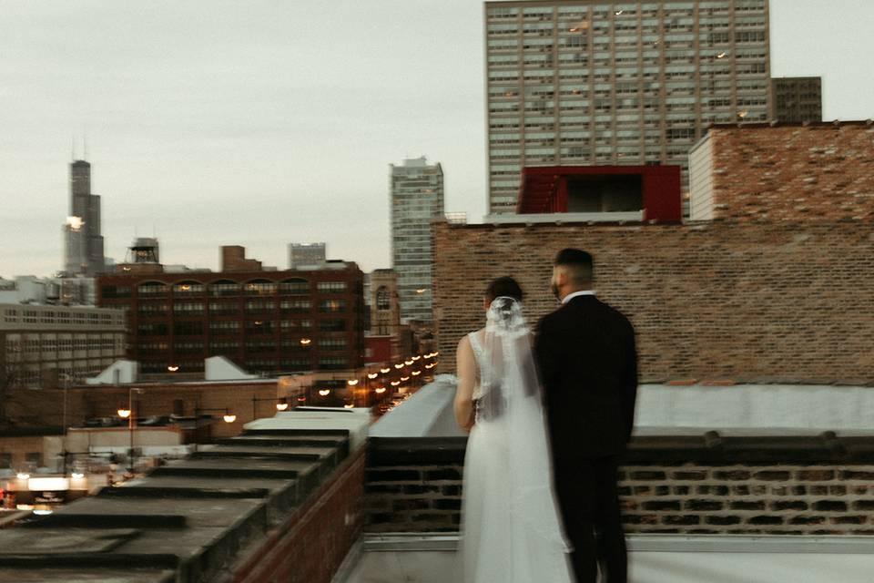 Emily & Ivan Roof