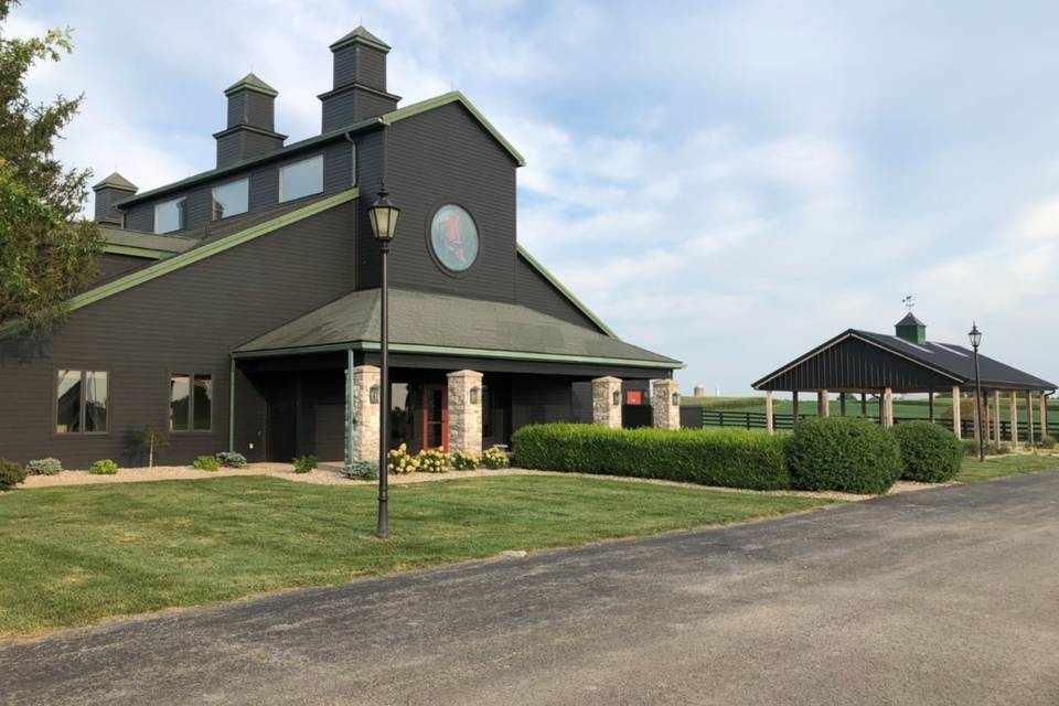 The Show Barn at Daynabrook Farms