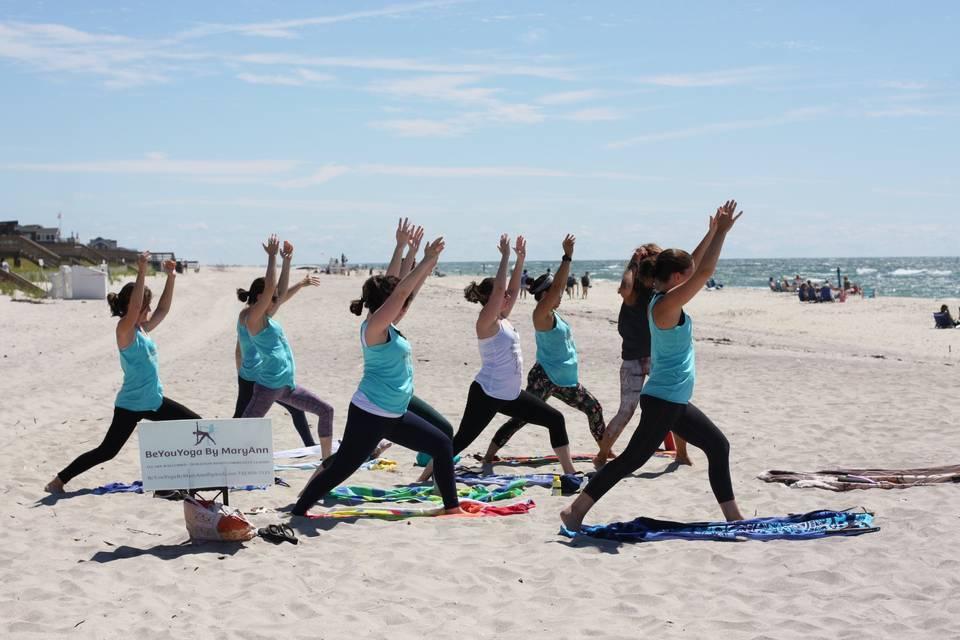 Be You Yoga by MaryAnn