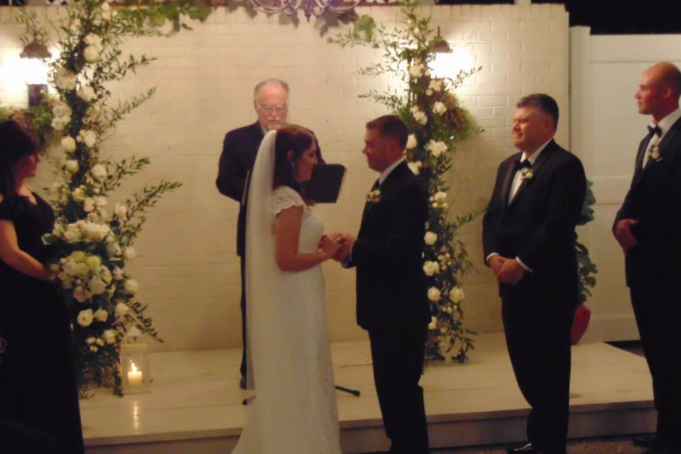 Wedding at Oak Lodge