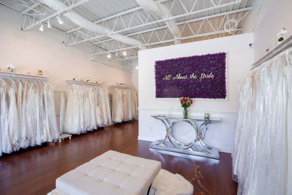 All About the Bride - Chattanooga
