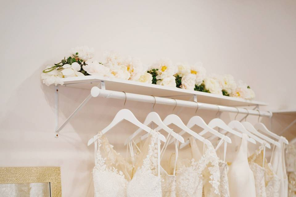 Private Bridal Appointments