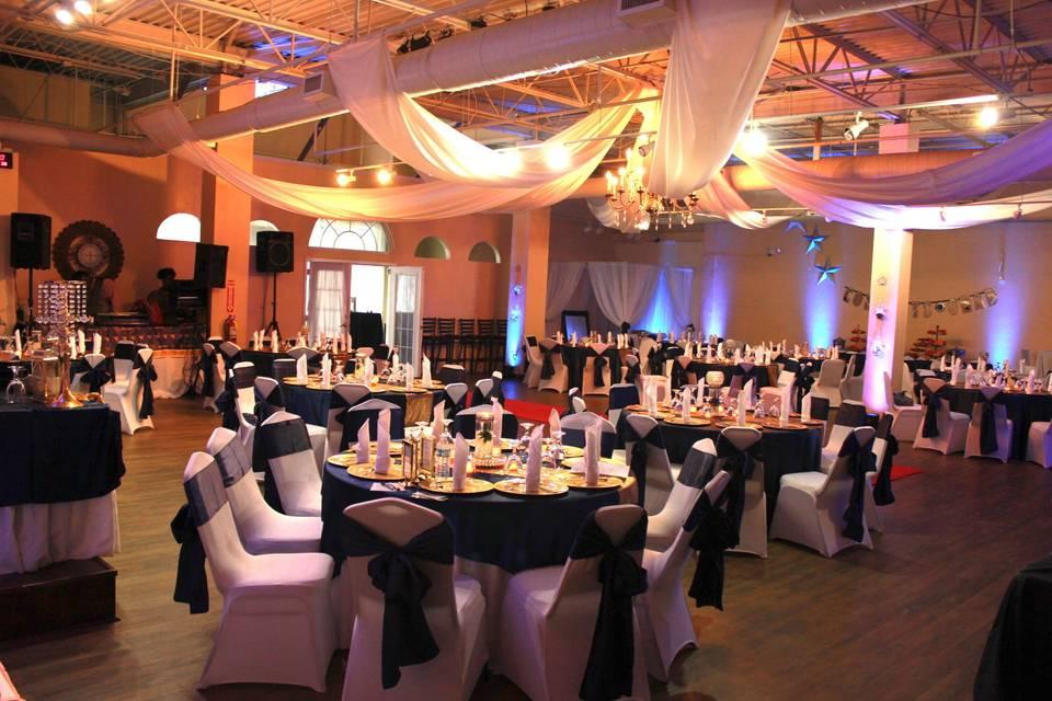 Le Gomier Banquet Hall