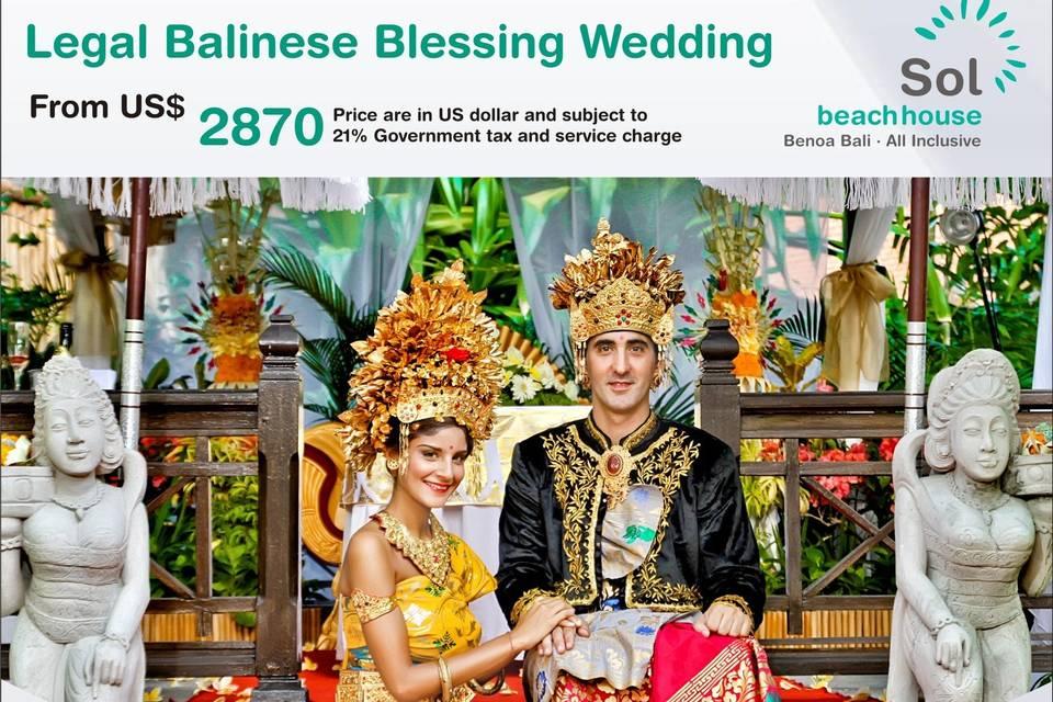 Sol Beach House Benoa - Bali All Inclusive by Melia International