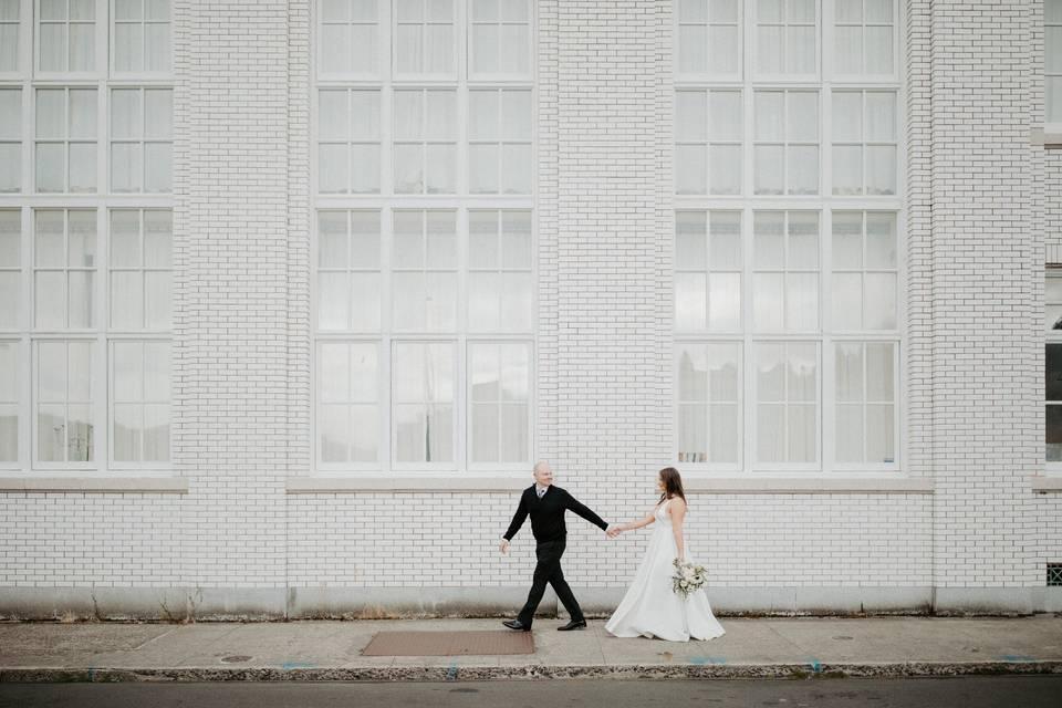 Astoria Wedding by Casi Yost