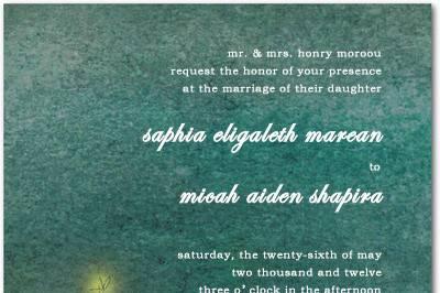 FIREFLIES WEDDING INVITATIONS HPI037 FOR NIGHT WEDDING: http://www.happyinvitation.com/confer%20medals%20wedding%20invitation%20cards%20hpi037-p-202.html