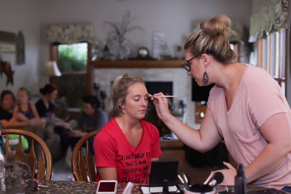Special Event Makeup by Taylor Becker