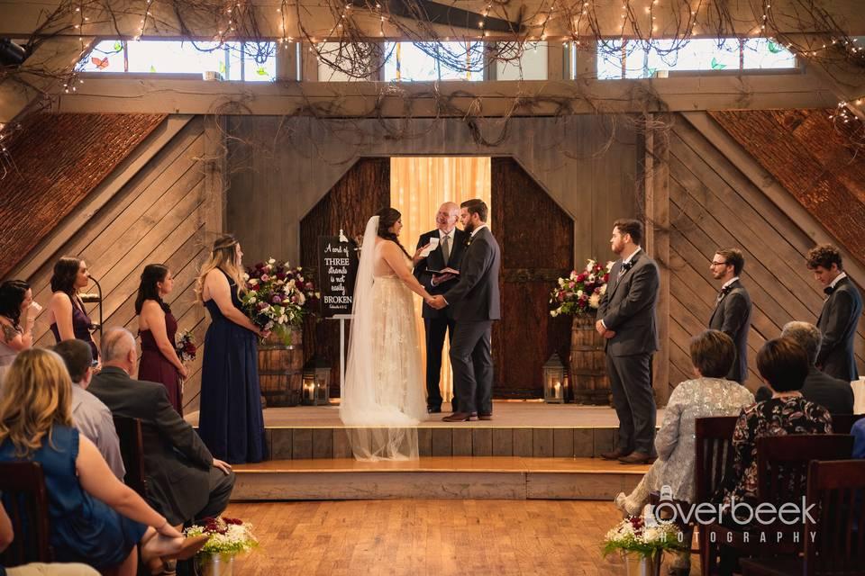 LeConte Room Ceremony