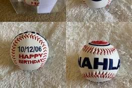 Happy Birthday Sample Ball