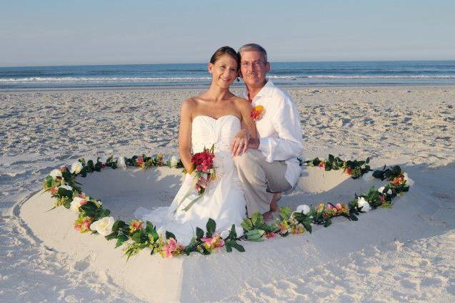 Grace Abounds Beach Weddings