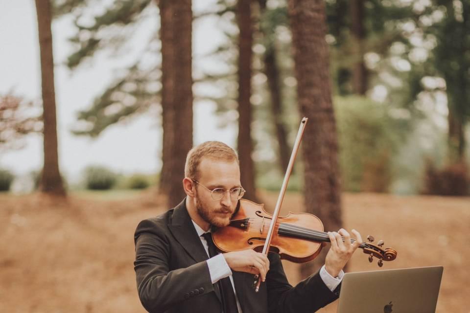 Violin and Piano Duo!