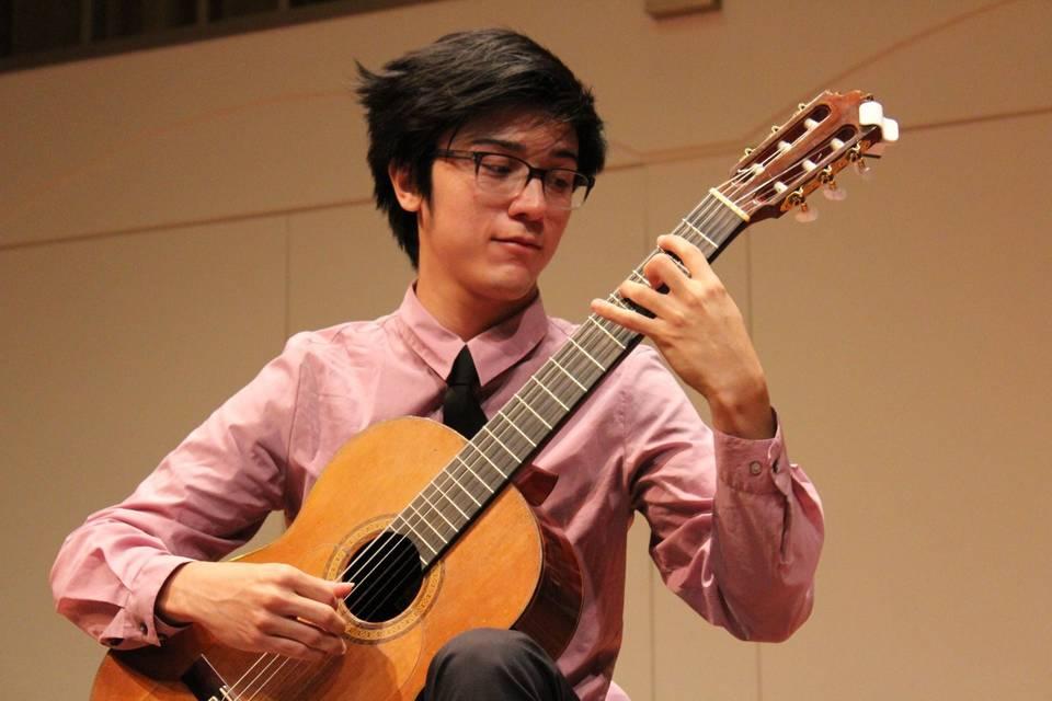 Brandon Mendez Guitar
