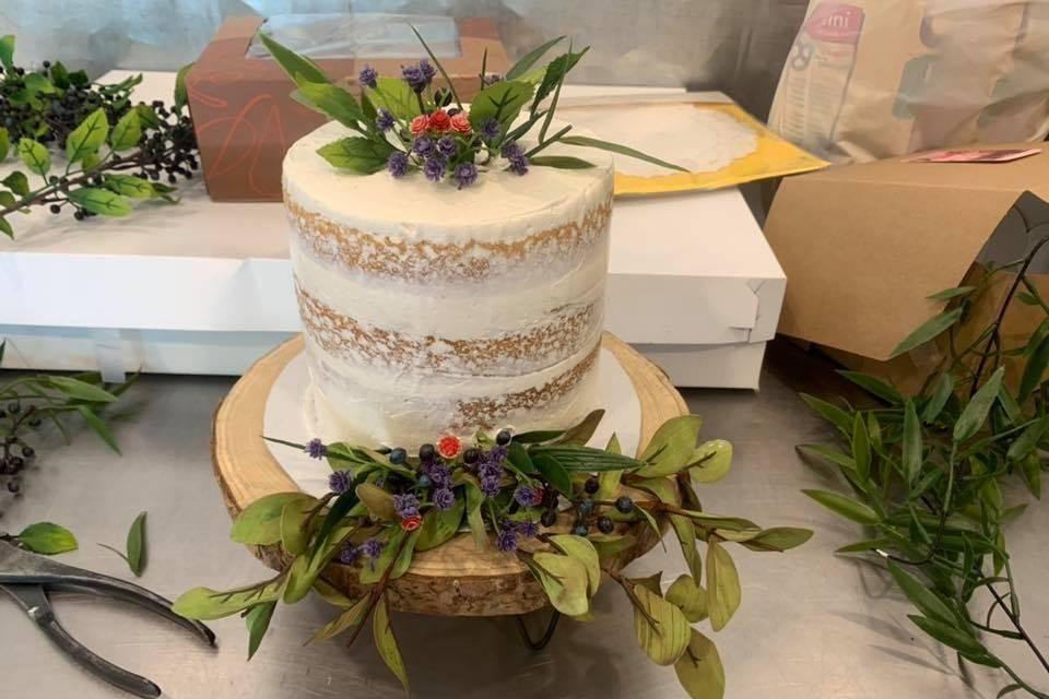 Minimalist Cake