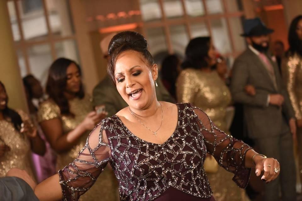 Pure Joy on the dance floor