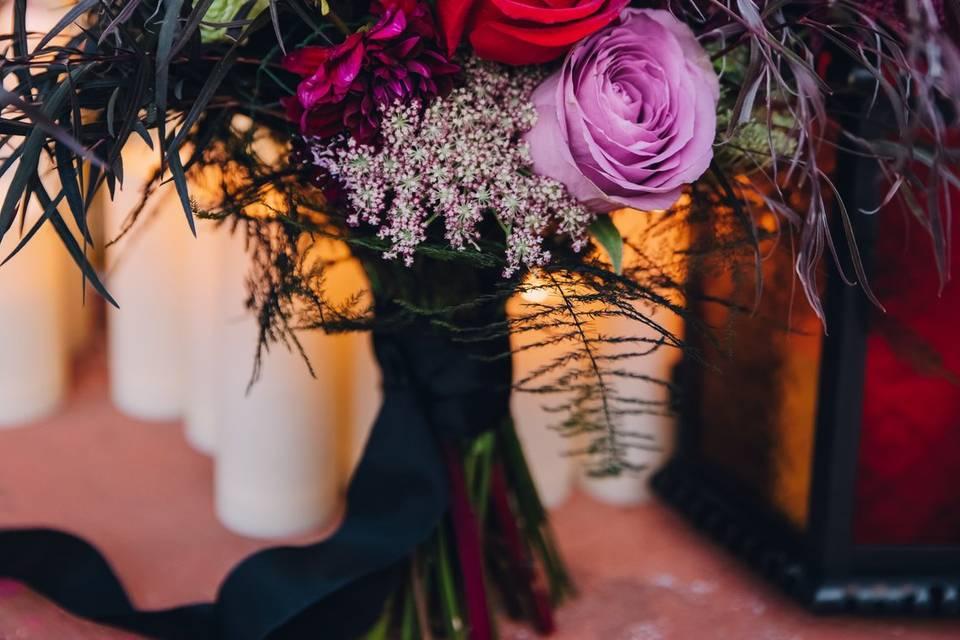 Dark & Romantic Bouquet