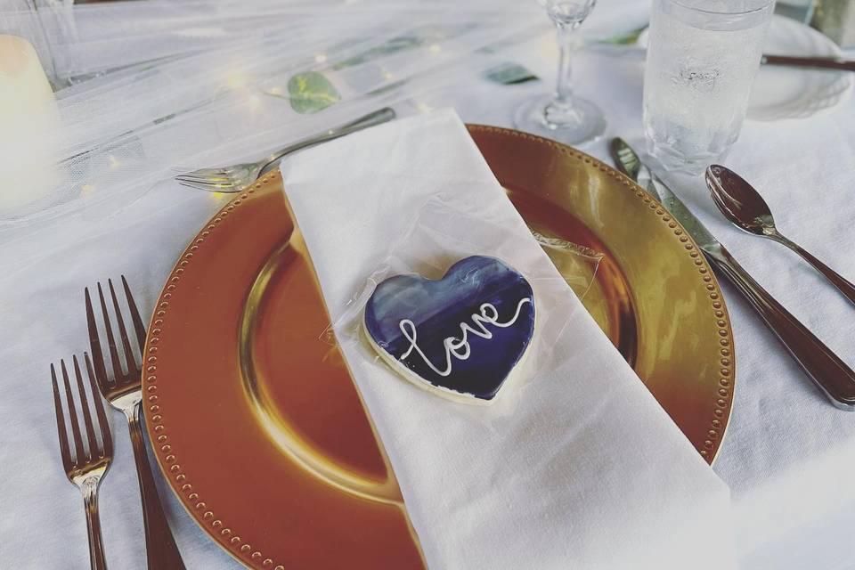 Tuscan Table Setting