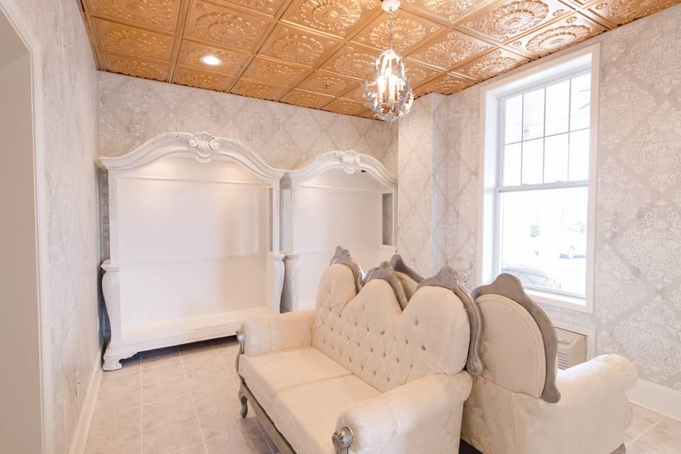Bridal Wardrobe Room