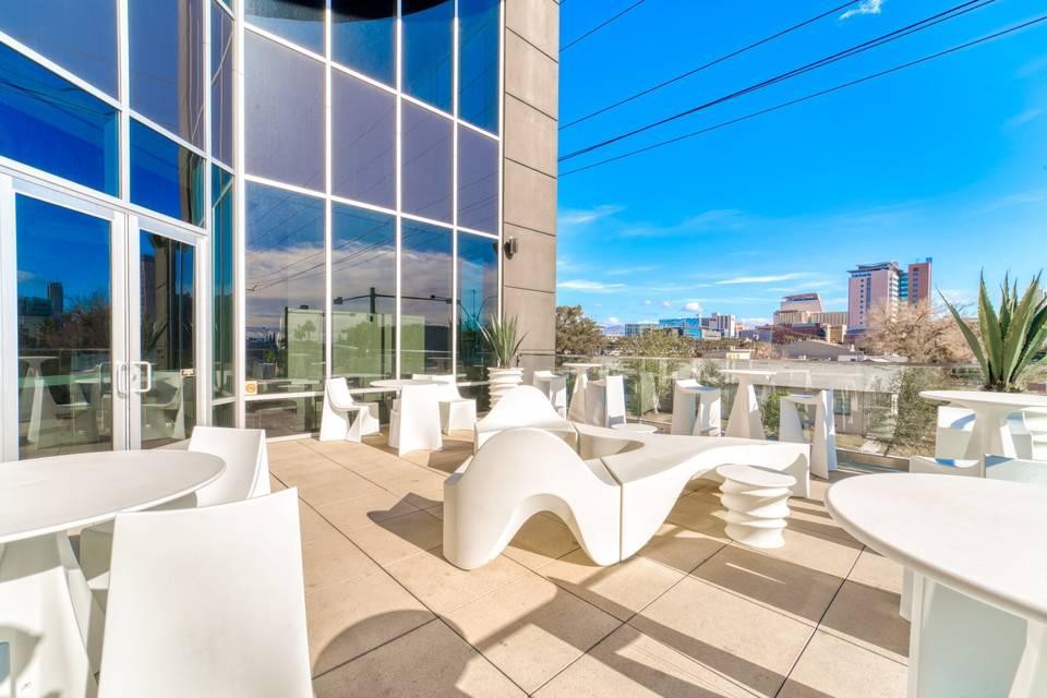 Art Houz private patio