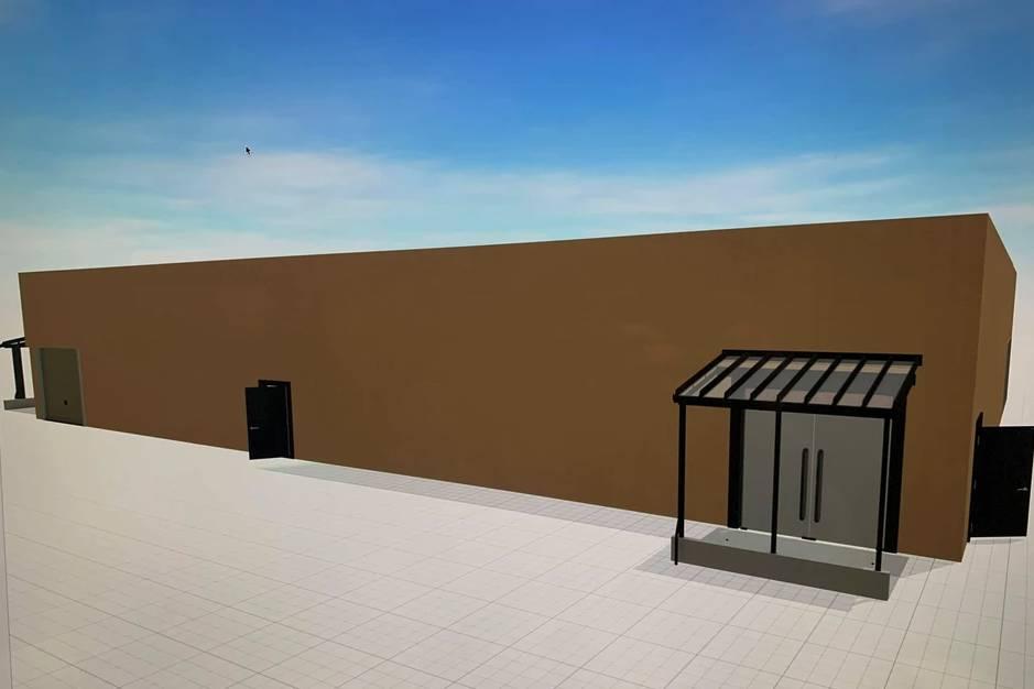 Whitetail Acres rendering (exterior)